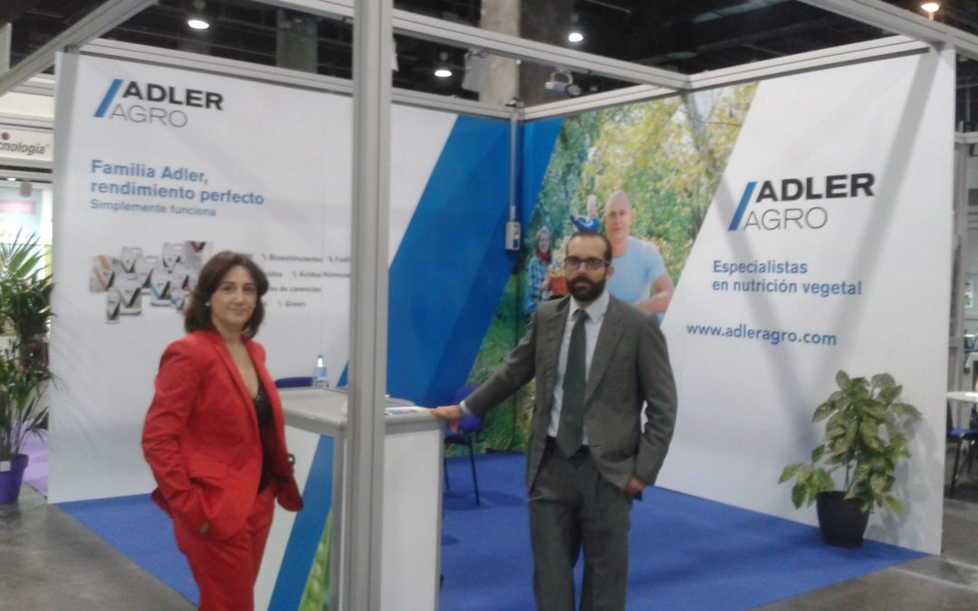 ADLER AGRO will participate in the Vegetal World Congress & Exhibition