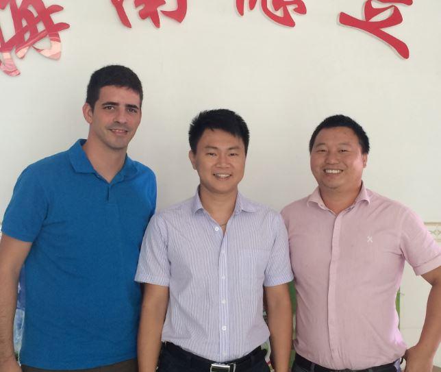 Seminarios técnicos China