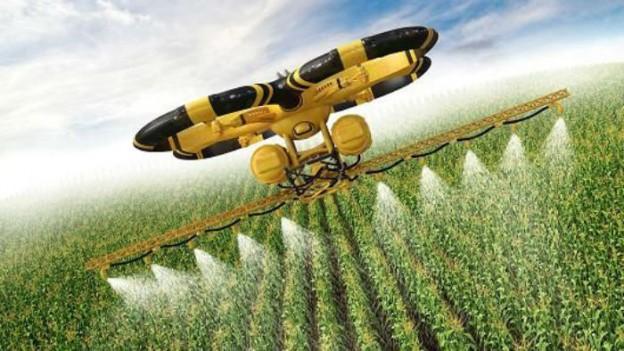 Agricultura ¿robótica?