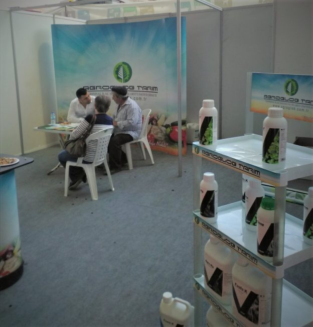 Feria Regional de Burgur sobre Agricultura 2018 (Turquía)
