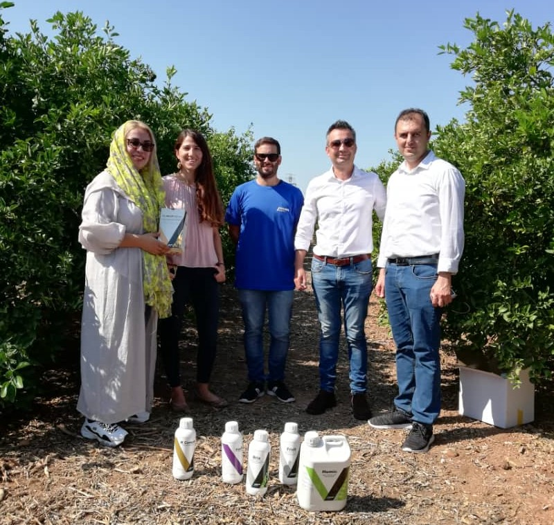 Iran distributor visit