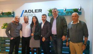 Visita Adler Agro Rumania