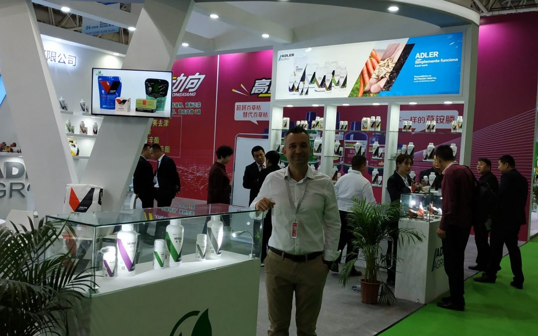Participación feria China 2019