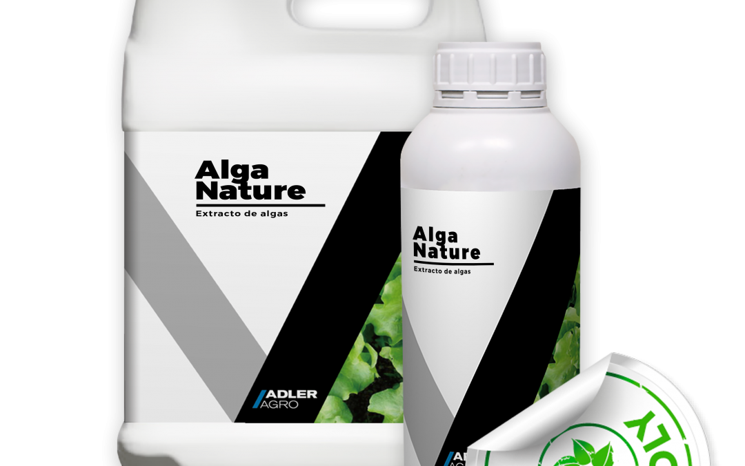 Alga Nature helps your crops overcome plant stress